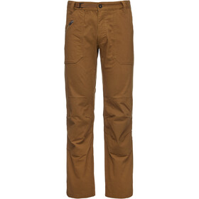 Black Diamond Credo Pantalones Hombre, dark curry